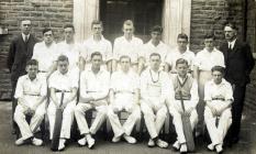 Pontywaun County School 1st XI: 1933