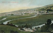 General view of Carmarthen... c1910