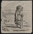 Welsh Costume: Welsh Market Woman