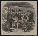 Welsh Costume: S.C. Hall, Welsh Market, 1860