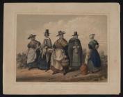 Welsh Costume:  Welsh Costumes, Rowland, Errand...