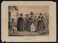 Welsh Costume: Welsh Costumes, Jones, 1851