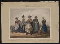 Welsh Costume:  Welsh Costumes, Rowland, Errand...