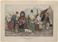Welsh Costume: Welsh Fashions, Griffiths, 1851