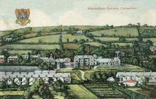 Intermediate schools Carmarthen... circa 1910