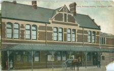 Graig station