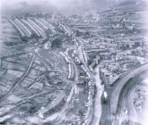 Pontypridd Railway Station, 1936