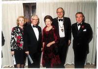 Princess Margaret attending a Tenovus Cancer...