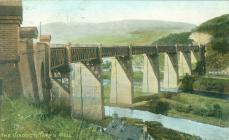 Walnut Tree Viaduct at Tongwynlais carried the...