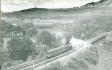 Train to Caerphilly 1956