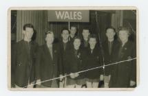 Wales Table Tennis Team