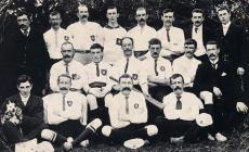 Roath Baseball Team 1905