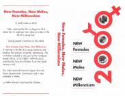 New Females, New Males, New Millennium