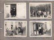 Cilcennin locals in the 1950's
