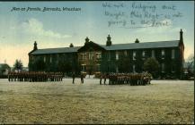 Postcard from William Benjamin Thomas to his...