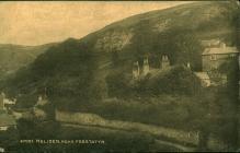 Unaddressed postcard from George E. Thomas