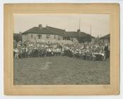 V.E. Day Celebrations, Penarth.