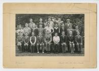 Penarth Grammer School for boys.