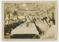 A photograph of staff from St. Johns Hospital,...