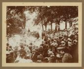 Opening of Alexandra Park, on Coronation Day