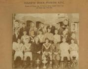 Penarth Dock Mission AFC