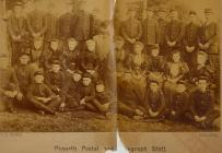 Penarth Postal and Telegraph Staff