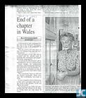 Newspaper clipping about the sale of the...
