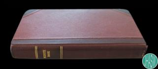 Minute book of the Newport Hebrew Congregation...