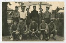 Penarth Albion Juniors, Cardiff Combination...