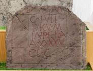 Julius Decuminus Roman Gravestone