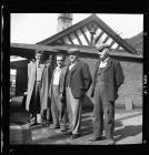 Group of quarrymen