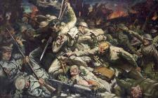 The Charge of the Welsh Division