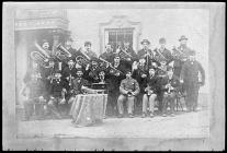 The Corris Brass Band