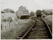 Cambrian Railways, Caersws Station.