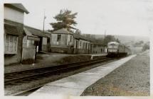 Cambrian Railways, Llangunllo.