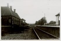 Cambrian Railways, Penybont.