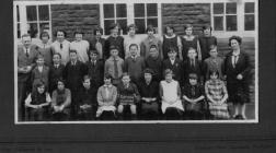 Godregraig Council School Form 1 :1928