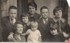 1929 Jones Family