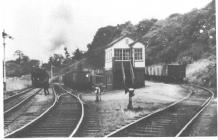 Photographs of Railway scenes