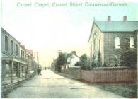 Gwaun-cae-gurwen, Carmel Chapel