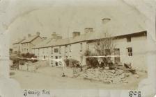 Gwaun-cae-gurwen, Graig Road c 1911