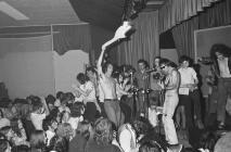 Meic Stevens gig in 1971