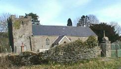 Llangiwg Church.