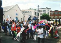 Maindee Festival 1990s, Newport