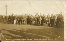 Miners' Welfare Ground Opening