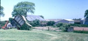37 Tipping near the pit, Pantyrhuad 1968