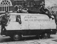 The Bystanders in 1963