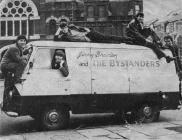 Y Bystanders yn 1963