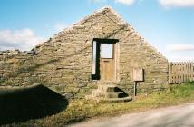 Long barn or house now converted into...