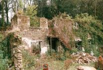 Maesgwynne Service Quarters (house demolished)...